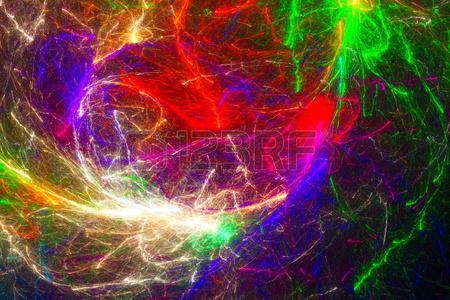 45092155 whirlwinds d etincelles de feu stormy ciel nocturne abstract image fond d ecran fractal sur votre bu